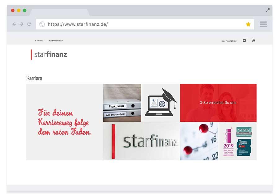 Website Star Finanz