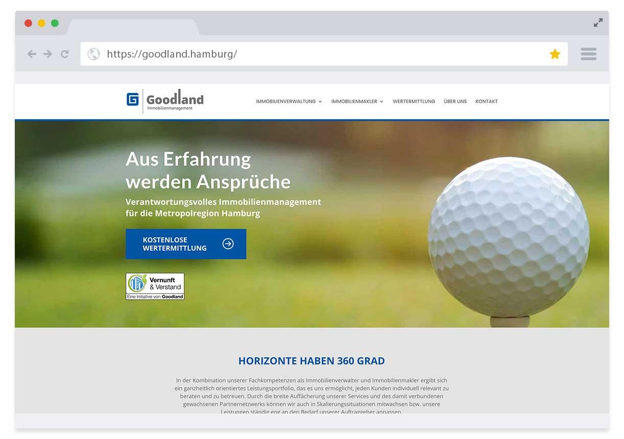 Goodland Website